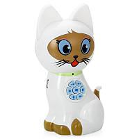 Интерактивная кошка Соня сказочница