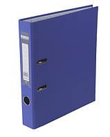 Папка регистратор 5см LUX Buromax А4 одностор покр РР фиолетовый BM.3012-07c