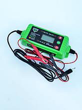 Зарядное устройство 6А 12/24V микропроц.  АRMER
