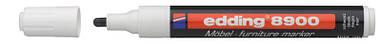Маркер для меблів Edding чорний e-8900/01