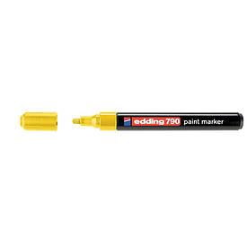 Лаковий Маркер Edding 2-3 мм жовтий e-790/05