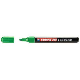 Лаковий Маркер Edding 2-3 мм зелений e-790/04