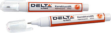 Коректор-ручка Axent 8мл D7012