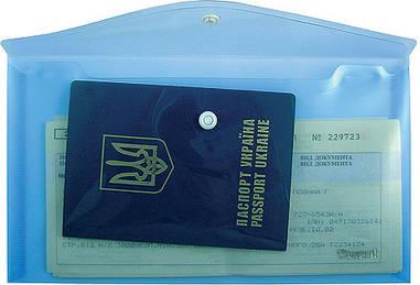 Папка-конверт Axent DL асорті 1414-20-А