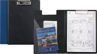 Папка планшет Axent А4 черная 2513-01-А