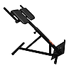 Тренажер гіперекстензія для будинку регульована, римський стілець