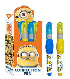 "Коректор-ручка, 4 мл, ""Minions"" Yes 320236"