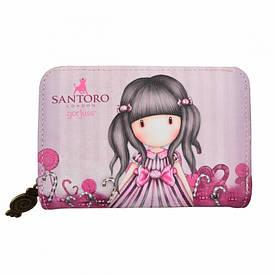 Кошелек W-02 '' Santoro Little Candy''