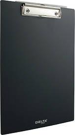 Папка планшет Delta by Axent А4 черный пластик D2510-01