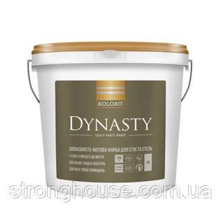 Краска Kolorit Dynasty (База А) 9л