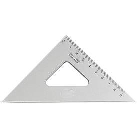 Линейка-треугольник 45/113мм Koh-i-noor акрил прозрачный (745398)