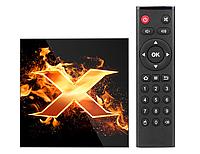 Смарт Андроид  TV Box, Тв приставка Vontar X1 (2/16gb), фото 1