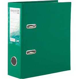 Регистратор 7,5 см Axent PP А5 односторонняя зеленый Delta (D1718-04C)