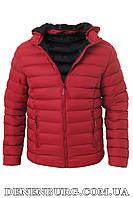 Куртка еврозима мужская RLZ 20-8869 бордовая