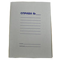Папка Дело А4 картон 0.35мм
