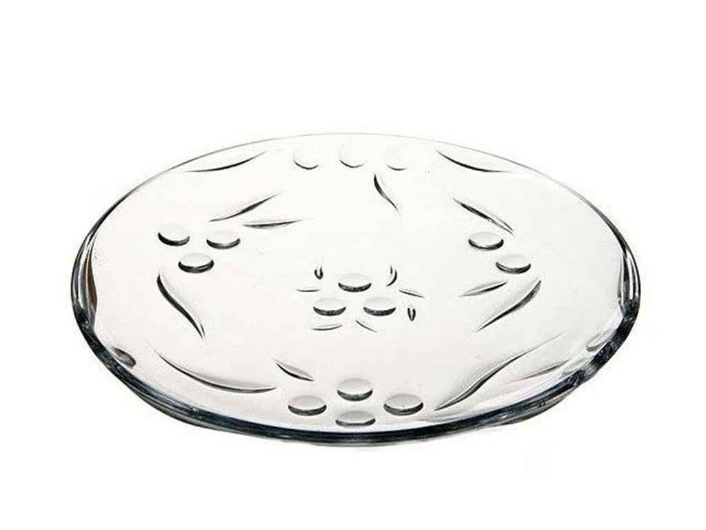 "Набор тарелок стекло 194 мм Perla упаковка 6 шт ""Pasabahce"""