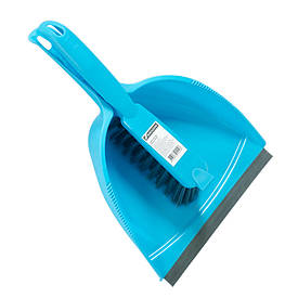 Совок для мусора Buroclean щетка с ручкой 10300500