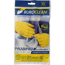 Перчатки хозяйственные Buroclean размер XL( 10200303)