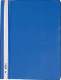 Швидкозшивач А4 PP синій