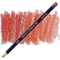 Чернильный карандаш Inktense (0260), Оранжевый жжёный, Derwent
