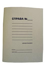 Швидкозшивач А4 картон 0.35 мм