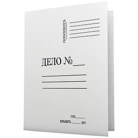 Скоросшиватель Buromax А4 Дело картон, 0,3мм (BM.3337)