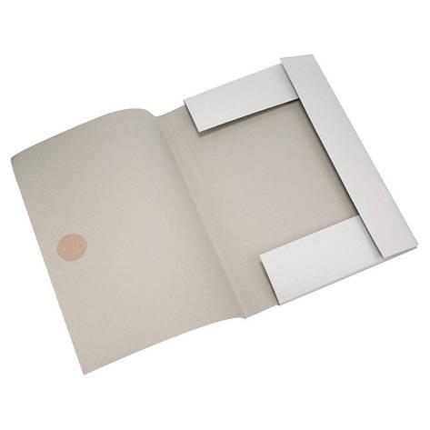 Папка на завязках Buromax А4 картон клееный клапан BM.3359, фото 2