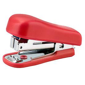 Степлер Axent скоба 10/5 Standard пласт. 12 л.,красный 4221-06-a