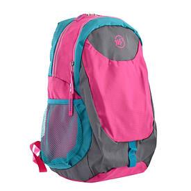Рюкзак спортивний Yes SL-01 відд. для ноутбука малиновий 557502