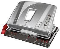 Дырокол Maped ADVANCED METAL на 2 отв. 20/25л. металлический серебряный с линейкой ( (MP.620310)