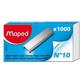 Скоби Maped №10 1000шт (MP.324105)