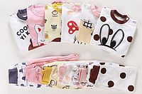 Піжами дитячі бавовнні / весенне-осенние комплекты нижнего белья для детей, детская хлопковая пижама