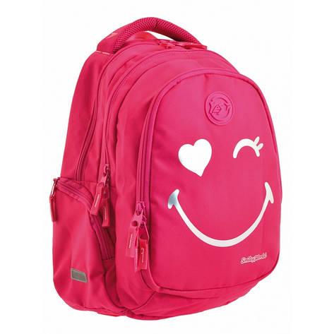 Рюкзак школьный Yes Т-22 отд. для ноутбука Smiley World  (556711), фото 2