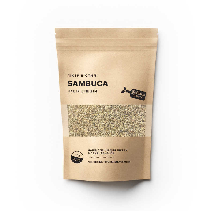 Набор специй Hot Rod для ликера Sambuca на 3 литра 42 г