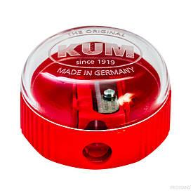 Чинка KUM з контейнером кругла 210K