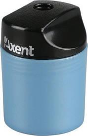 Точилка Axent з контейнером асорті 1153-А