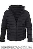 Куртка еврозима мужская RLZ 20-8869 чёрная, фото 1