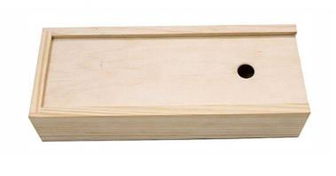 Пенал для гуаші Rosa 24,3x9,5x5,3см дерев'яний 4820149900575