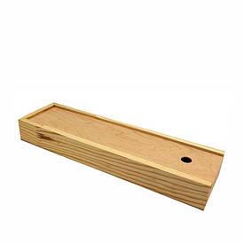 Пенал для пензлів Rosa 35x4,9х3см ПК2 дерево 4820149877976