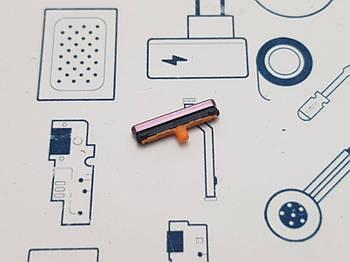 Кнопка включения Samsung Galaxy S9 SM-G960F Lilac Purple Сервисный оригинал с разборки