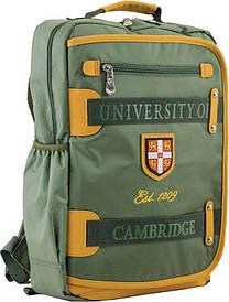 Підлітковий Рюкзак Yes CA 076 Cambridge зелений 554024