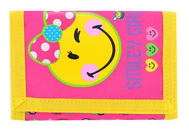 Дитячий гаманець Yes Smiley girl 531933