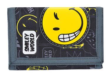 Кошелек детский Yes Smiley world 531934