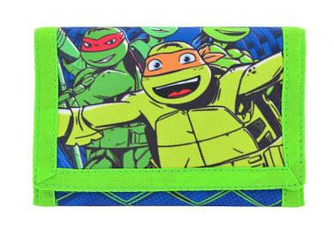 Дитячий гаманець 1 Вересня Ninja Turtles 531939