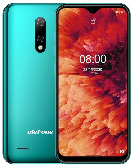 Ulefone Note 8 2/16Gb Midnight Green