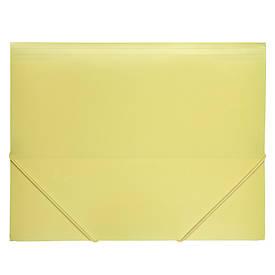 Папка на гумках А4 Axent Pastelini жовта (1504-26-A)