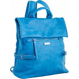 Сумка-рюкзак YES, морская волна, 29x33x15см (553220)