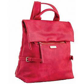 Сумка-рюкзак YES, красный , 29x33x15см (553225)