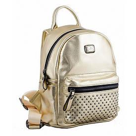 Сумка-рюкзак YES, золотий, 19.5х25х11см (553239)