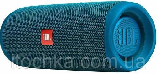 Акустическая система JBL Flip 5 Blue (FLIP5BLU)